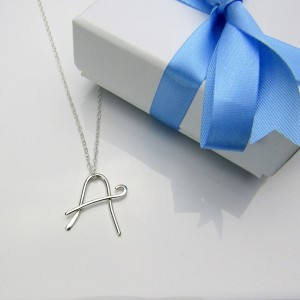 'A is for..' Pendant